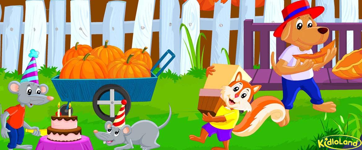 peter peter pumpkin eater nursery rhymes app for kids android