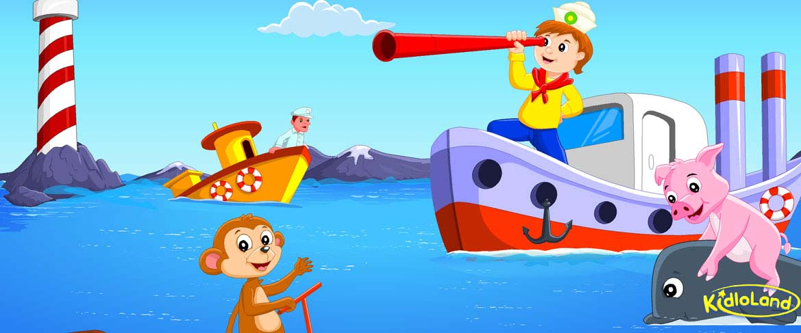 A Sailor Went To Sea Nursery Rhymes For Kids Android